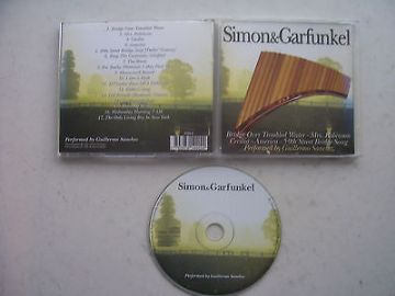 Panpipes Simon & Garfunkel CD